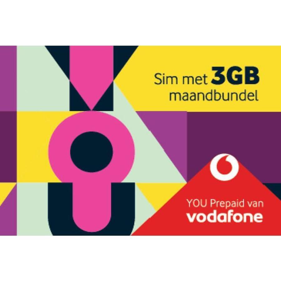 You Prepaid Sim 3 Gb Maandbundel