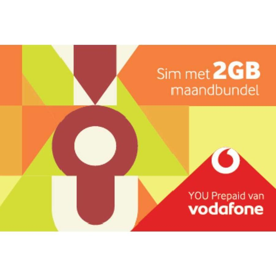 You Prepaid Sim 2 Gb Maandbundel