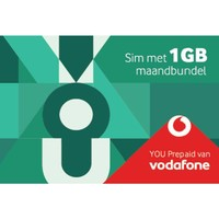 You Prepaid Sim 1 Gb Maandbundel