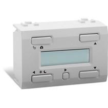 Velbus Witte lcd-temperatuurcontroller