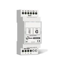 Velbus Configuratiemodule USB, RS232 aansluiting