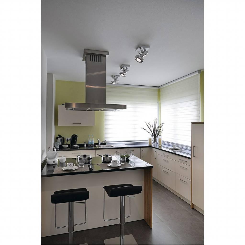 slv kalu 2 aluminium geborsteld tweevoudig my. Black Bedroom Furniture Sets. Home Design Ideas