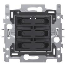 4-voudige drukknop zonder LED - 170-40050