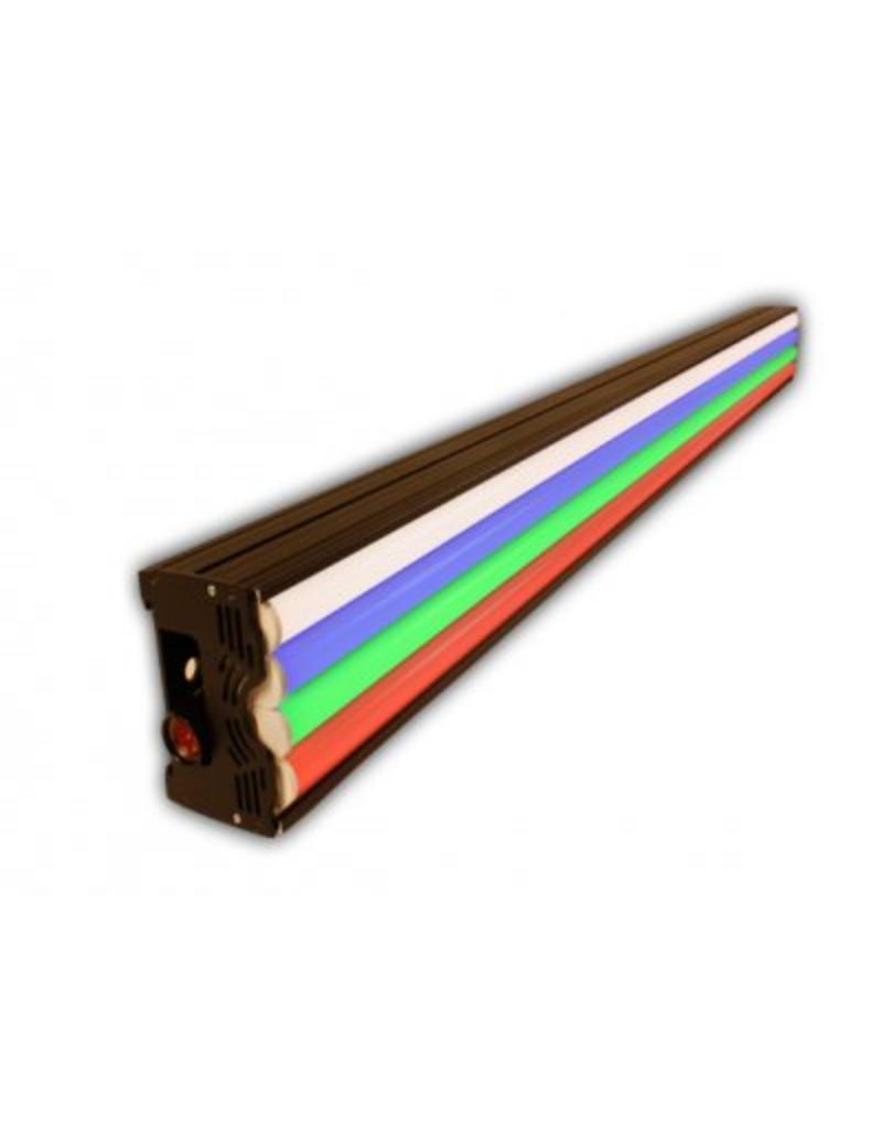 LDDE Spectra Regelbare Leuchstofflampen RGB 3X58W