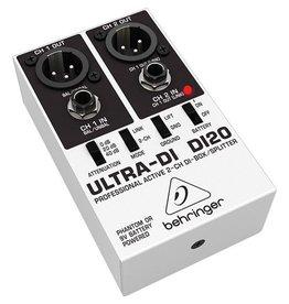 Behringer Behringer Ultra DI 20 DI-Box