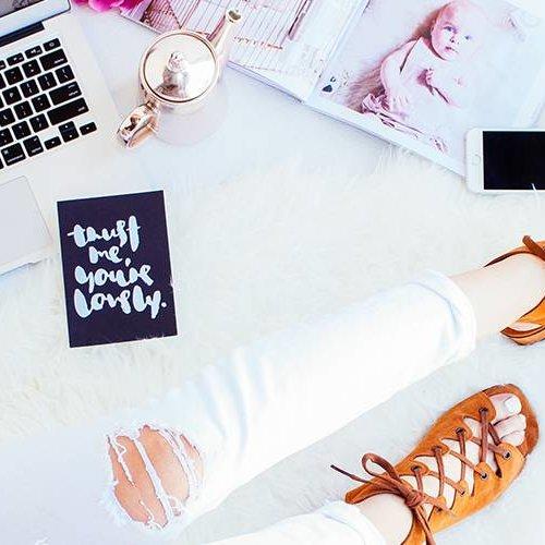 Waarom iedere vrouw gek is op online shoppen