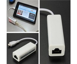 Micro USB till Ethernet Adapter