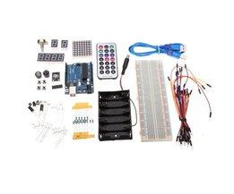 Startpaket för Arduino Uno