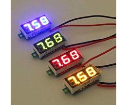 Digital Mini Voltmeter
