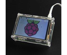 3,5 tums LCD-skärm Raspberry Pi