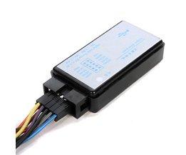 Logic Analyzer USB 8-kanal med 1.1.30 ARM FPGA-stöd och debugging Tool
