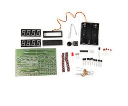 DIY Kit för AT89S52 Electronic Code Switch Kit