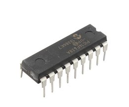 Microchip DIP-18 PIC16F628A-I / P IC-mikrokontroller (5 stycken)