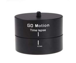 Stabiliserande stativ för Timelapse med GoPro