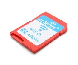 Dela EZ Micro SD-kortadapter + WiFi