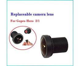 Lins för GoPro Hero 2 & 1
