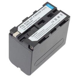Batterier & Laddare För Kameror