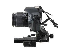 Macro Rail Slider för digitalkamera \ 's