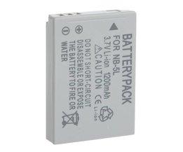 Obs! 5L uppladdningsbart batteri för Canon