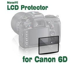 Skärmskydd Glas För Canon EOS 6D