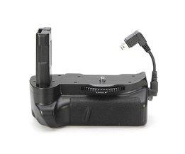 Batteri grepp för Nikon kamera