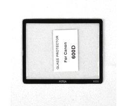 Glas Skärmskydd till Canon EOS 600D