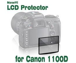 LCD-glasskydd för Canon EOS 1000D
