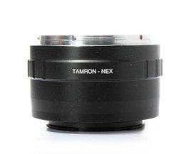 Objektivadapter för Sony A7 och NEX A7R