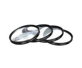 Närbildslinsfilter för Nikon D3000
