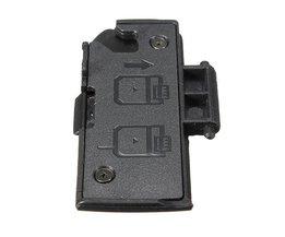 Batterilucka för Canon-kamera
