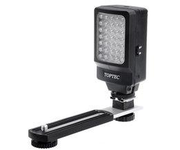LED-ljus för kamera