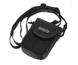 Digitalkamera väska med axelfälla