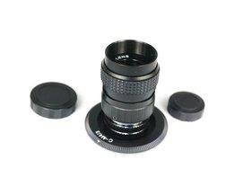 Olympus C Lens Kit 25Mm F / 1.4 CCTV 1/2