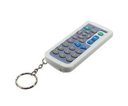 Mini Universal fjärrkontroll för TV