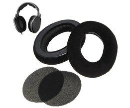 Öronkuddar för Sennheiser hörlurar