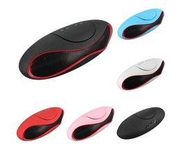 Bärbar och trådlös Bluetooth-högtalare