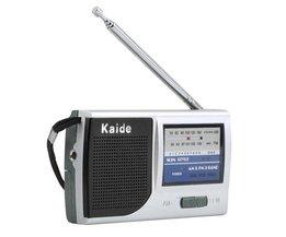 Kaide KK221 bärbar radio
