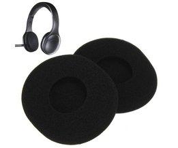 Öronkuddar för Logitech H800 Headset