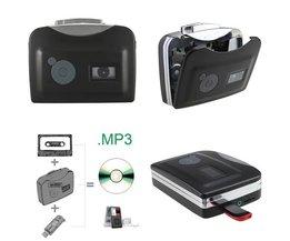 Cartridge Convert till MP3