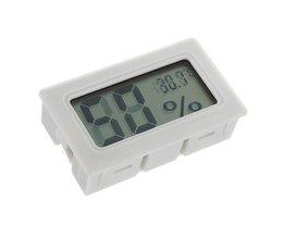 Digital Thermo Hygrometer Inomhus