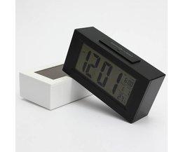 Digital väckarklocka med stor köp LCD?