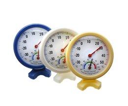 Hygrometertermometer