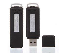 USB-röstinspelare 4GB