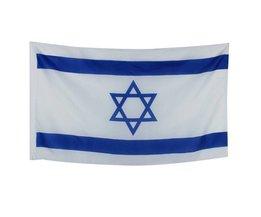 Israeliska flaggan
