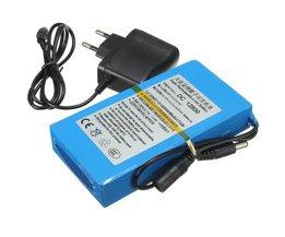Uppladdningsbart litiumbatteri 12V