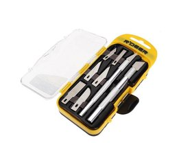 Craft Knives 8 In 1 Set