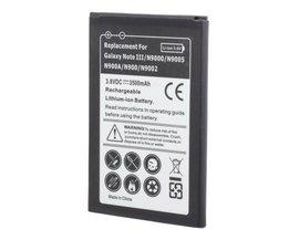 Utbytesbatteri för Samsung Galaxy Note 3, N9000, N9005, N900A, N900 och N9002