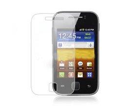 Skärmskydd till Samsung Galaxy Y S5360