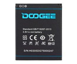 Telefonbatteri för Doogee Iron Bone