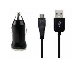 Universal USB-kabel och billaddare